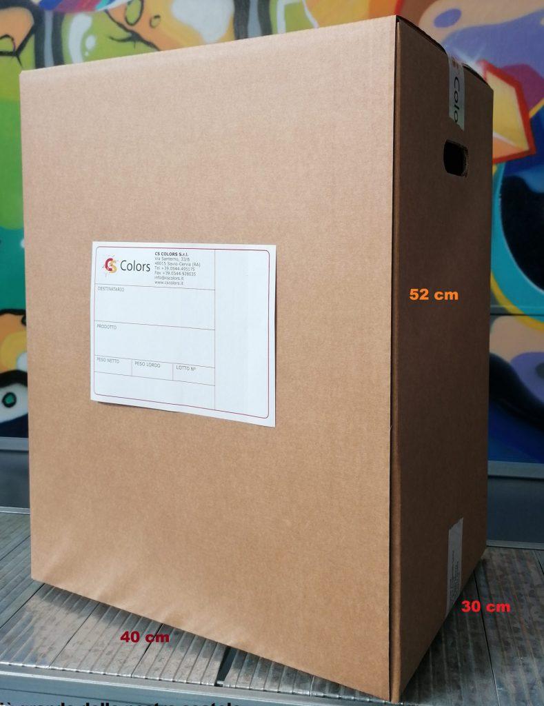 scatola cartone 40x30x52